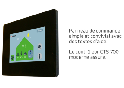 FR - Compact P - Touch panel