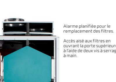 FR-3 Combi 302 Polar Top Filterskift