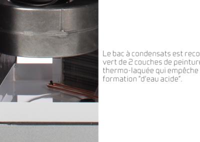 VPL 15 - Le bac à condensats