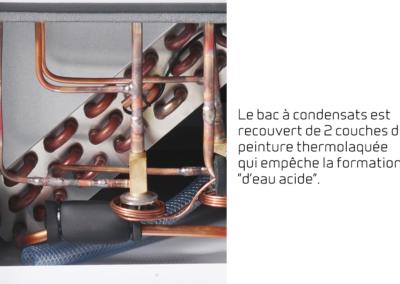 VPL 15 Top M2 - Le bac à condensats