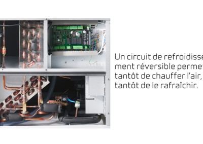 VPL 15 Top M2 - circuit de réversible