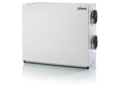 VPL 15 ventilation via varmepumpe - lukket